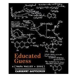 Educated Guess Cabernet Sauvignon 2010 image