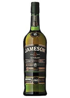 Jameson 'Limited Reserve' 18yr Triple Distilled