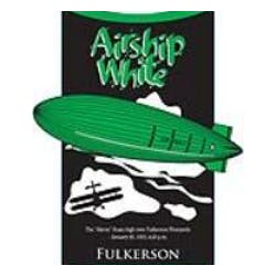 Fulkerson Airship White image