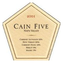 Cain Vineyards Five 2003 image