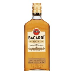 Bacardi Gold 375ml image