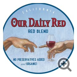 Our Daily Red Red Wine 2019