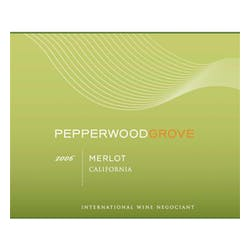 Pepperwood Grove Merlot NV image