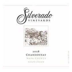 Silverado Vineyards Chardonnay 2009 image