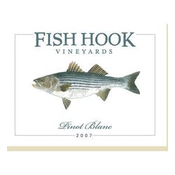 Fish Hook Vineyards High Hook Pinot Blanc 2011 image