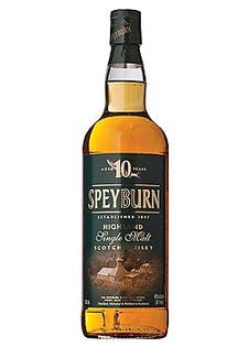Speyburn 10yr 750ml Single Malt Scotch