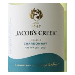 Jacobs Creek Chardonnay 2019 image