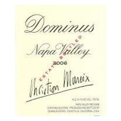 Dominus Estate Proprietary Red 2006 image