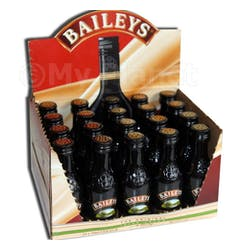 Baileys Irish Cream 20-50ml Pack = 1L image