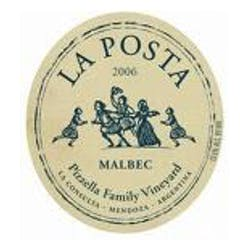 La Posta 'Pizzella Vineyard' Malbec Uco Valley 2008 image