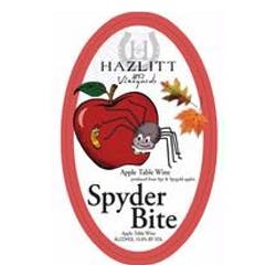 Hazlitt Vineyards Spyder Bite image