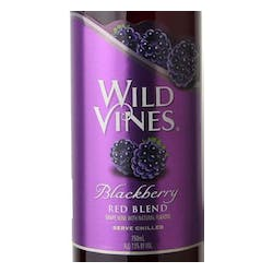 Wild Vines Blackberry Merlot image