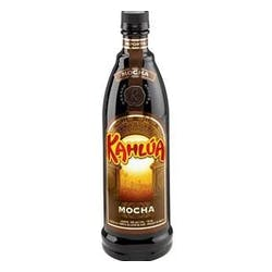 Kahlua Licor Mocha 50ml image