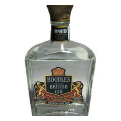 Boodles British Gin 750ml image
