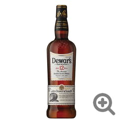 Dewar's The Ancestor 12year Blended Scotch Whisky 1.0L