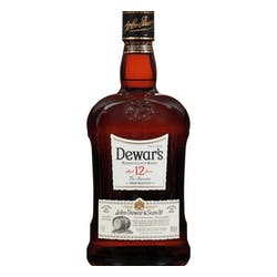 Dewar's 12year Blended Scotch Whisky 1.75L image