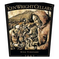 Ken Wright 'Carter Vineyard' Pinot Noir 2008 image