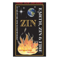 Earth Zin & Fire Zinfandel 2010 image