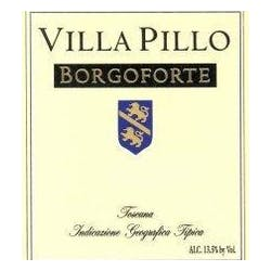 Villa Pillo 'Borgoforte'  Red 2012 image