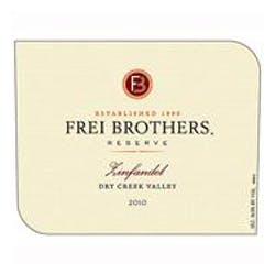 Frei Brothers Reserve Zinfandel 2009 image