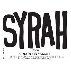 The Magnificent Wine Company Syrah 2008 image