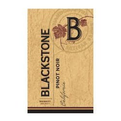 Blackstone Winery Pinot Noir 2014 image