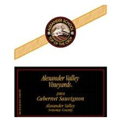 Alexander Valley Vineyards Top of the Crop Cabernet 2005 image