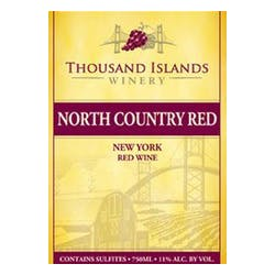 Thousand Islands Winery North Country Red NV image