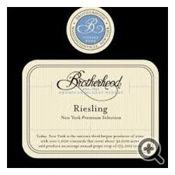 Brotherhood Winery Riesling NV