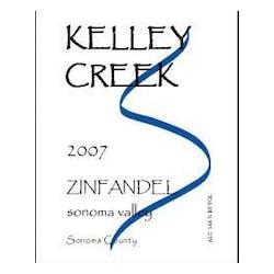 Kelley Creek Zinfandel 2007 image