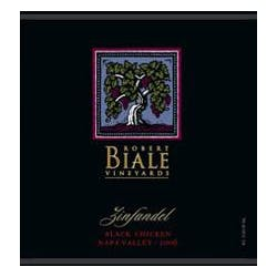 Robert Biale 'Black Chicken' Zinfandel 2009 image
