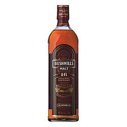 Bushmills 'Malt' 16year Irish Whiskey 750ml image