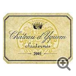 Chat d'Yquem 2003 750ml