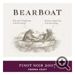 Bearboat Pinot Noir 2010