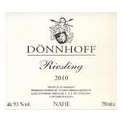 Donnhoff Estate Riesling 2010 image