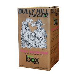 Bully Hill Vineyards 'Sweet Walter' Rose 3.0L