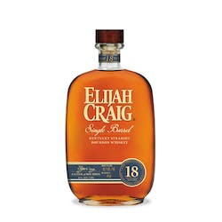 Elijah Craig 18yr 750ml Single Barrel Bourbon 750ml image
