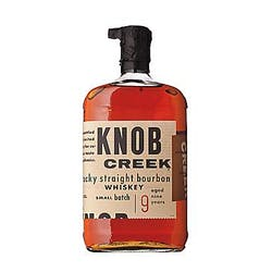 Knob Creek Bourbon 100prf 1.0L image