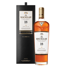 Macallan Sherry Oak 18yr 750ml