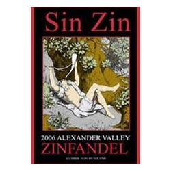 Alexander Valley Vineyards Sin Zin Zinfandel 2005 1.5L image