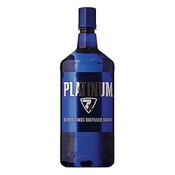 Platinum 7x Vodka 1.75L image