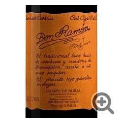 Don Ramon 'Oak Aged' Uno Tinto Barrica 2017