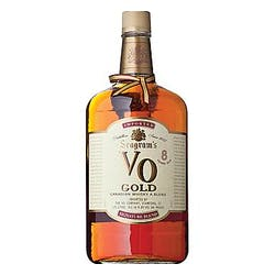 Seagram's VO 'Gold' Canadian Blended Whisky 1.75L image
