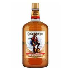 Captain Morgan Spiced 1.75L Rum image