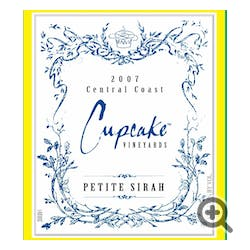 Cupcake Vineyards Petite Sirah