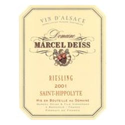 Marcel Deiss Riesling 2004 image