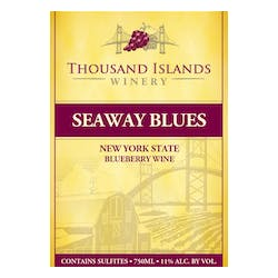 Thousand Islands Winery Seaway Blues image