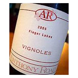 Anthony Road Vignoles 2008 image