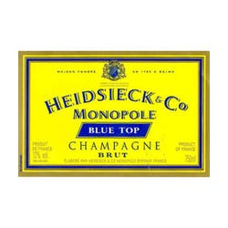 Heidsieck & Co. 'Monopole' Blue Top Brut NV