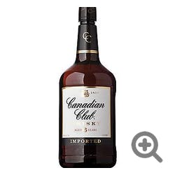 Canadian Club 1858 80pf 1.75L Blended Whisky